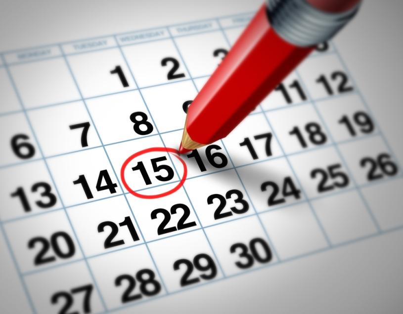 Santa Lucia Calendario.Calendario Escolar Ies Santa Lucia Curso 2017 2018 Blog