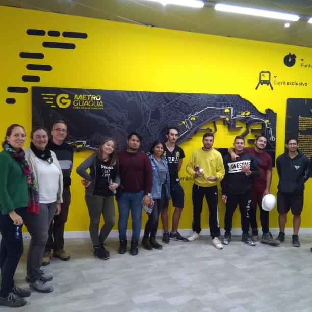 Visita MetroGuagua (1)