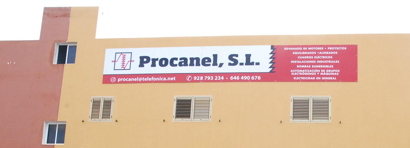Visita del alumnado de FP a la empresa PROCANEL