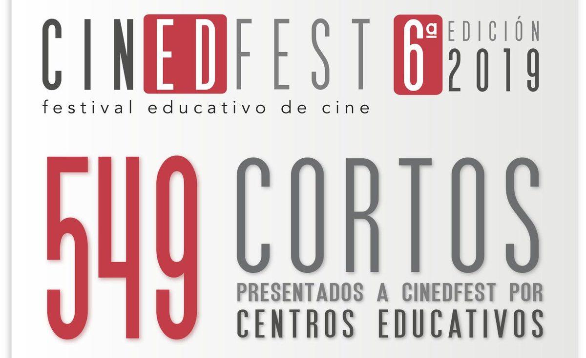 1er PREMIO DE SECUNDARIA – 6ª EDICIÓN DE CINEDFEST 2019