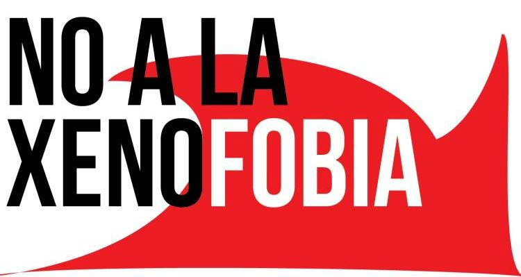Taller contra Violencia y Xenofobia