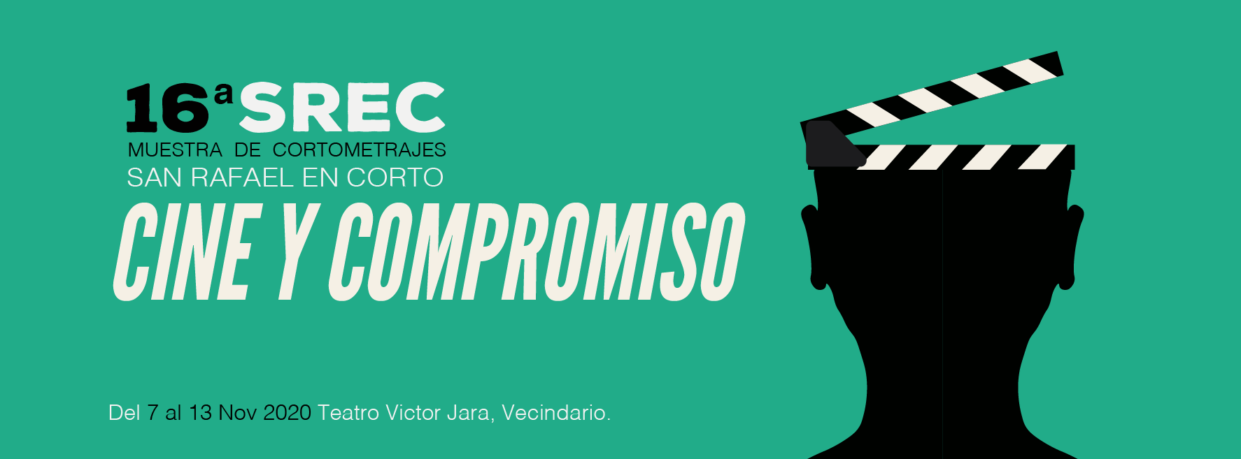 Participación en 16ª SREC – CINE CON EDUCACIÓN